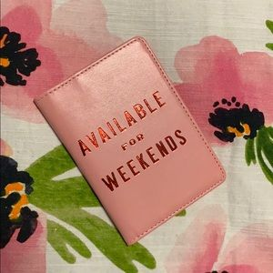 Ban.do Passport Holder - Available For Weekends